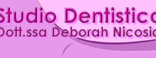 Dott.ssa Deborah Nicosia