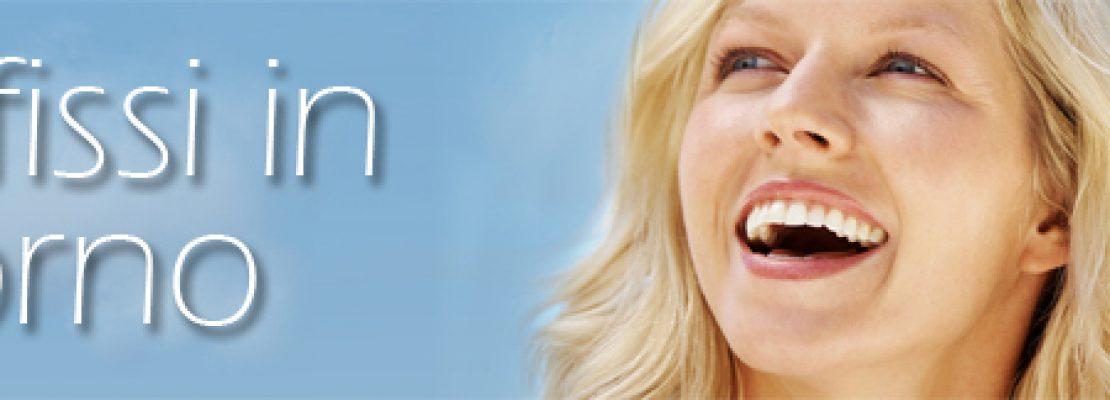 Denti Fissi In Un Giorno Casilina