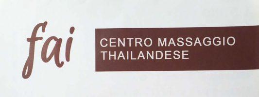Fai Thai Massage